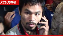 Manny Pacquiao Sued By Accountants -- We SAVED Him from Getting Beat Up