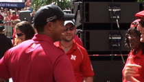 Tiger Woods -- The Least Terrible Golfer in the Mall