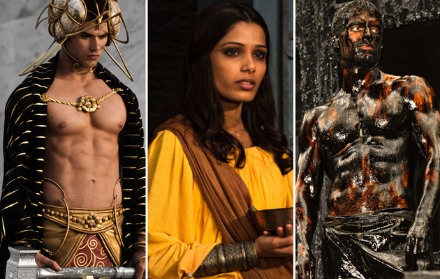 "Eye Candy: The Hot & Buff Cast of ""Immortals"""
