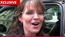 Sarah Palin -- I Need MORE Protection from My Stalkers!