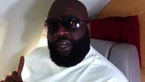Rick Ross -- Out of the Hospital, Booking It to Memphis
