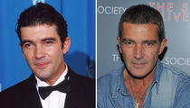Antonio Banderas: Good Genes or Good Docs?