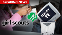 Girl Scouts: Reality TV Shows Turn Women Into 'Mean Girls'