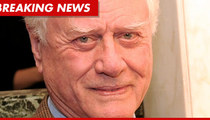 'Dallas' Star Larry Hagman -- 'I Got Caught By Cancer'