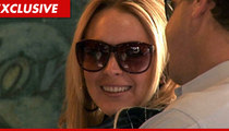 Lindsay Lohan on Therapy -- I Totally Phoned It In