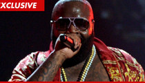 Rick Ross -- Saturday Night Concert Cancelled