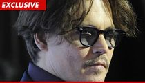 Johnny Depp -- Cops Race to L.A. Home After Security Scare