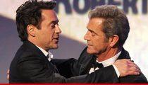 Robert Downey Jr.:  Forgive Mel Gibson