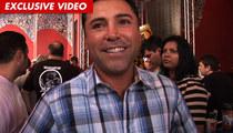 Oscar De La Hoya -- I Have Been Re-Born!