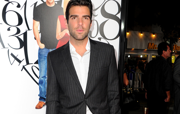 Zachary Quinto Comes Out as a Gay Man