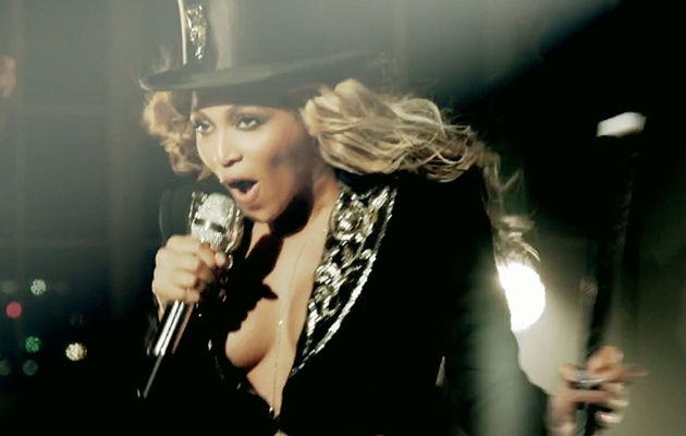"Beyonce's ""Love on Top"" Video: Skimpy Costumes, No Baby Bump"