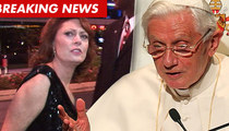 Susan Sarandon: The Pope Is a 'Nazi'