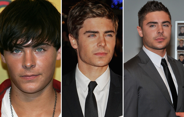 Zac Efron: From Teen Heartthrob to Hunk