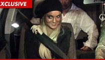 Lindsay Lohan -- Probation Dept. Sides with Her