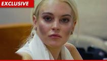Lindsay Lohan Bails Out