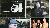 Studio 54 Reopens for One Night -- Old People Flock in Droves
