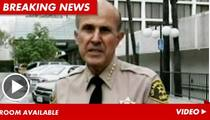 L.A. County Sheriff: We Got Room for Lindsay in Jail