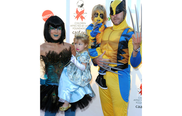 Celebrity Kids in Halloween Costumes? Cuteness Overload!