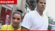 Kim Kardashian & Kris Humphries -- We're Not Breaking Up!