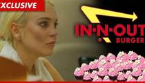Lindsay Lohan -- I Bought the Cupcakes to Apologize to Morgue Staff