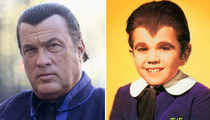 Steven Seagal Is a Munster?