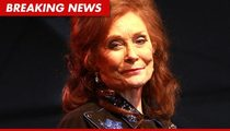 Loretta Lynn Hospitalized with Pneumonia
