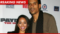 'Basketball Wives' Star Splits with L.A. Lakers Player Matt Barnes