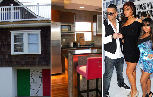 """Jersey Shore"" House -- Renting at $2,500 a Night!"