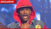 Rapper Big Sean -- Major Charges Dropped in Underage Sex Abuse Case