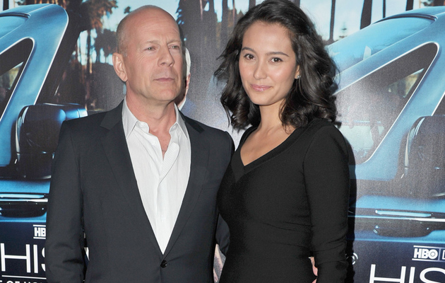 Bruce Willis – Here Comes Baby #4!