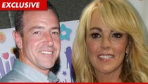 Dina Lohan Serves Jailed Michael -- You're Still a Deadbeat!