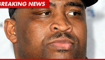Comic Patrice O'Neal Suffers Stroke