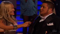 "Chaz Bono -- Final Kiss Off to Critics on ""Dancing With the Stars"""