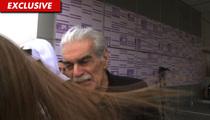 Omar Sharif Slaps Woman at Qatar Film Festival [VIDEO]