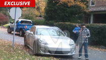Bam Margera -- That Truck Smashed My Porsche
