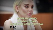 Michael Lohan's Insane Arrest -- So That Explains Lindsay