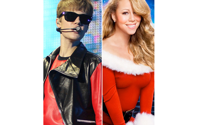 """All I Want for Christmas Is You"": Hear the New Bieber Version!"