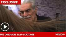 Omar Sharif -- Arab Org. Demands Apology for Slapping Woman