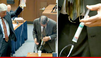People vs. Dr. Conrad Murray -- Propofol Expert: Michael Jackson Killed Himself