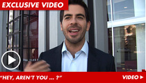 Eli Roth -- Marilyn Manson Always Gets Mistaken For ...