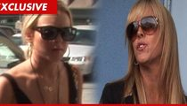 Lindsay Lohan -- I WANT MY MOMMY!!!