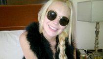 Lindsay Lohan -- Gets Her Smile in Order