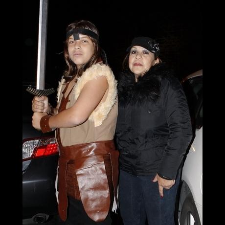 Joseph Baena Halloween Costume Conan Barbarian Photo Gallery