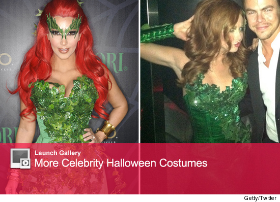 Kim vs. Julianne: Who's the Better Poison Ivy? | toofab.com