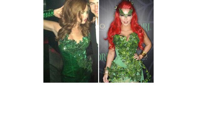 Kim vs. Julianne: Who's the Better Poison Ivy?