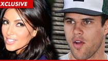 Kim Kardashian -- Must PAY Kris Humphries to Keep Engagement Ring