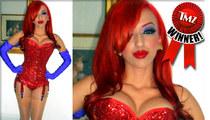 TMZ's Sexy Halloween Costume Contest -- Winner!