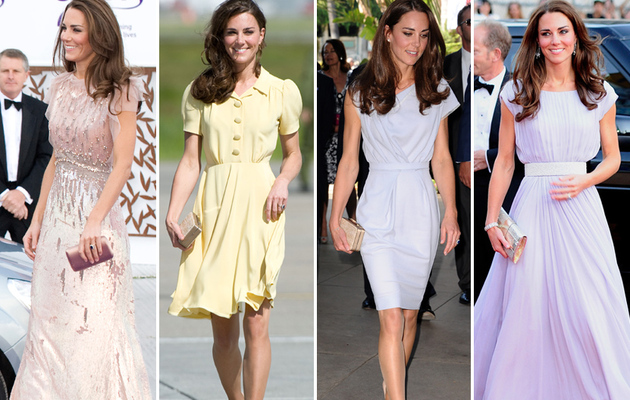 Duchess Kate Named Best Dressed Brit -- See Her Fab Fashions!