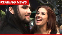 Nic Cage's Son Files for Divorce
