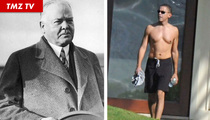 U.S. Presidents -- The Hardest Body of All Goes to ...
